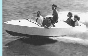 The Simmonds was - is - a fast runabout for five